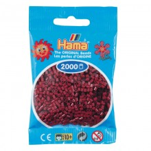Mini - 2,000 bead bag (Burgundy)