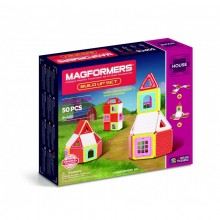 Magformers - Build Up Set (50pcs)