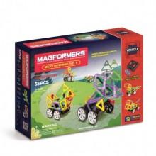 Magformers - Zoo Racing Set (55 pcs)