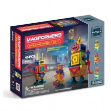 Magformers - Walking Robot Set (45 pcs)