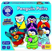Mini Games-Penguin Pairs