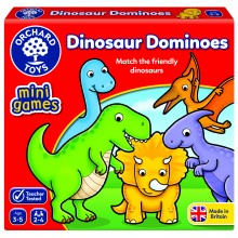 Mini Games-Dinosaur Dominoes