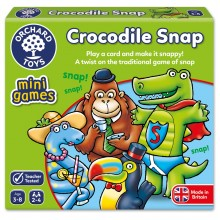 Mini Games - Crocodile Snap