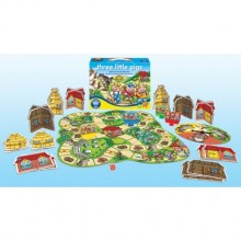 Orchard Toys Game - Three Little Pigs