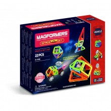 Magformers - Space Wow Set (22pcs)