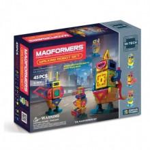 Magformers - Walking Robot Set (45 pcs)