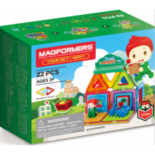 Magformers Town Set - Mart